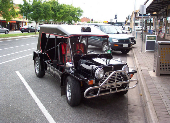 Another QIKMOKE 1980 MINI Moke post... - 7219790