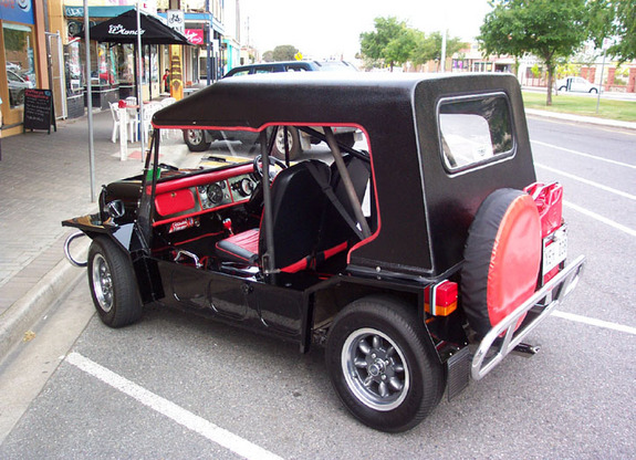 Another QIKMOKE 1980 MINI Moke post... - 7219792