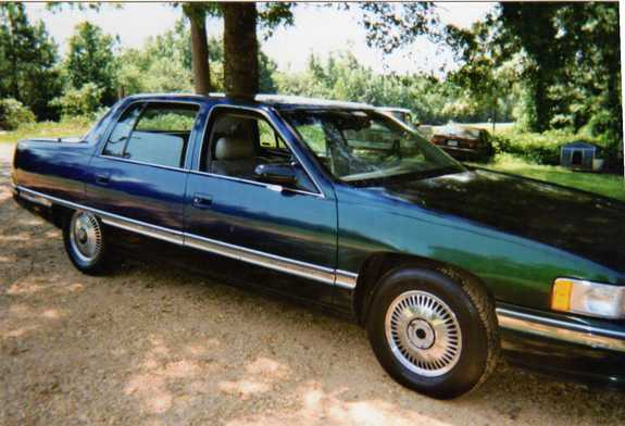 Another Colah_Me_Bad 1995 Cadillac DeVille post... - 7227127