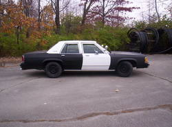 indiana_elwood 1991 Ford Crown Victoria