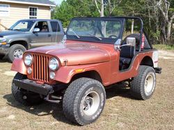 2500hd4xs 1978 Jeep CJ5