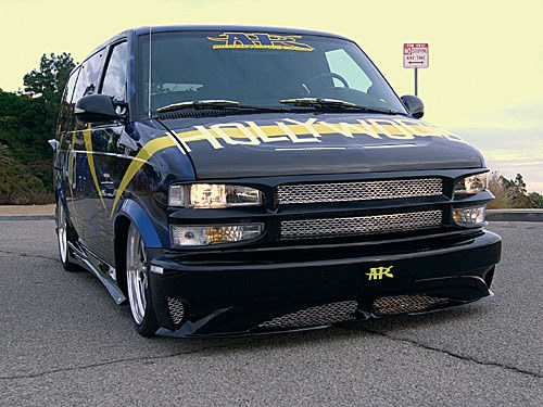 Another ritous1 1999 Chevrolet Astro post... - 7393171