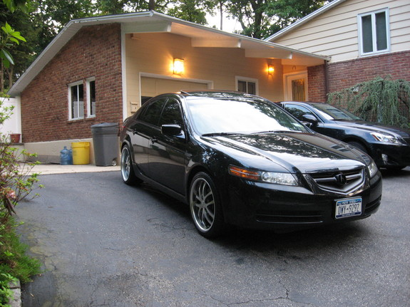 yelf420 2006 acura tl specs photos modification info at cardomain. Black Bedroom Furniture Sets. Home Design Ideas