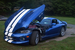 eclipseURcar 1996 Dodge Viper