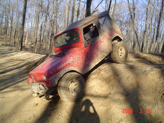 Another ironm98 1995 Jeep YJ post... - 7225486
