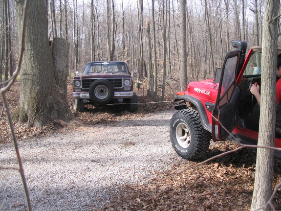 Another ironm98 1995 Jeep YJ post... - 7225518