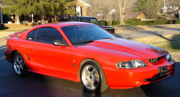 Another djjazzydave 1995 Ford Mustang post... - 7411385