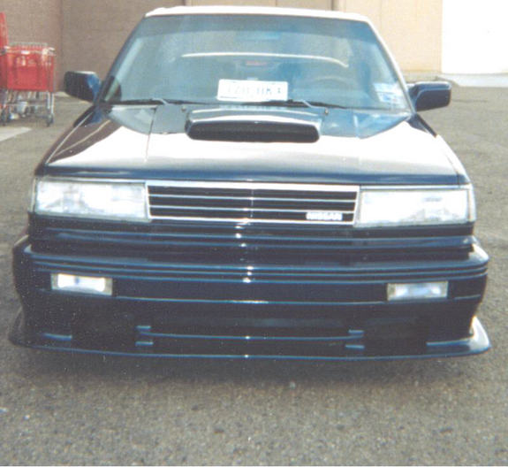 Another Maximus87 1987 Nissan Maxima post... - 7230268