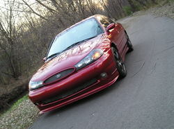 IROCU69s 1998 Ford Contour