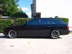 E34M50s 1993 BMW 5 Series