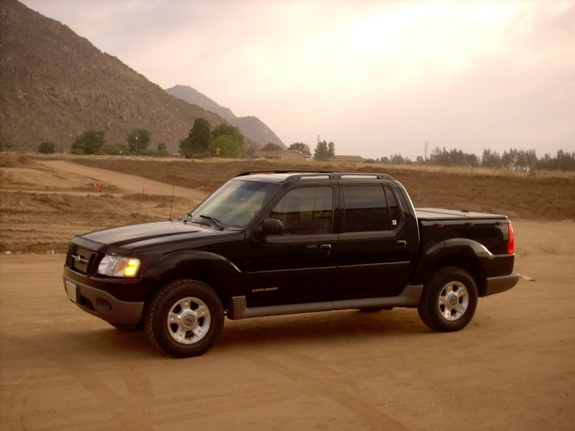 techtrac 2001 ford explorer sport trac specs photos modification info at cardomain. Black Bedroom Furniture Sets. Home Design Ideas