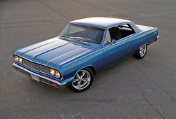 MrMalibuSSs 1964 Chevrolet Chevelle