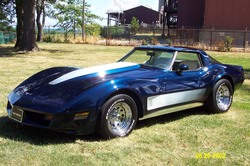 Evolution2001s 1980 Chevrolet Corvette