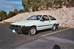 godfathergs 1984 Toyota Corolla