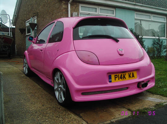 rizzo  ford ka specs  modification info  cardomain