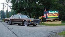 highspeedhijinks 1984 Chevrolet Caprice