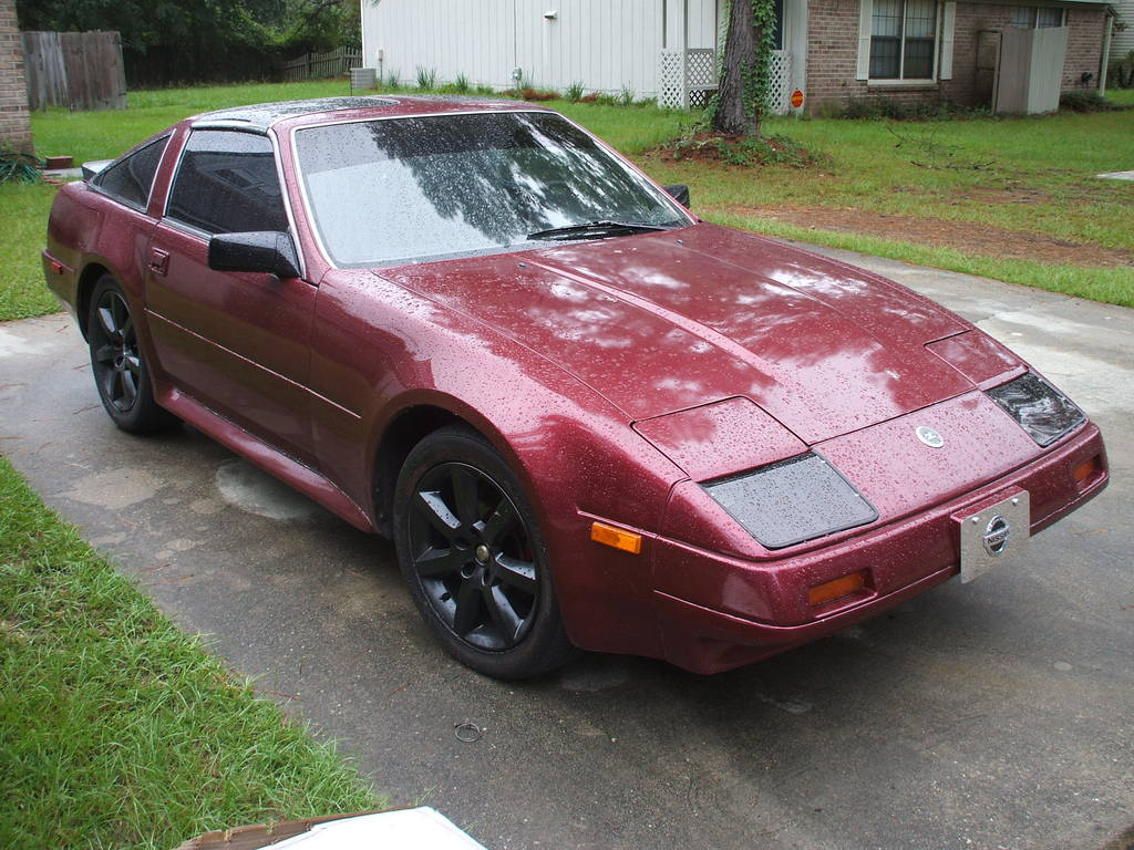 mullet145 1986 nissan 300zx specs photos modification. Black Bedroom Furniture Sets. Home Design Ideas