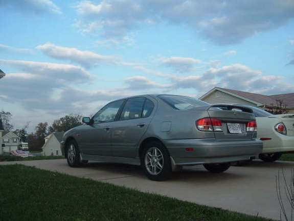 Another Lost180 2000 Infiniti G post... - 7236482