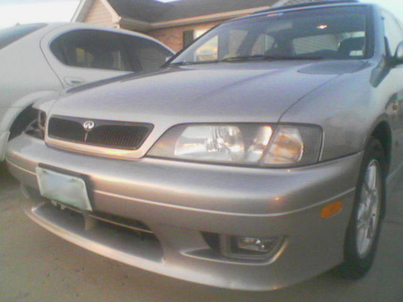 Another Lost180 2000 Infiniti G post... - 7236494