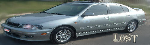 Another Lost180 2000 Infiniti G post... - 7236503