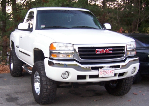 CokeDrvrBjw 2003 GMC Sierra 1500 Regular Cab Specs, Photos ...