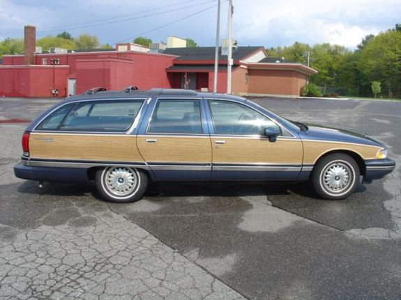 snottyandwizzer 39 s 1994 buick roadmaster in rockwood mi. Cars Review. Best American Auto & Cars Review