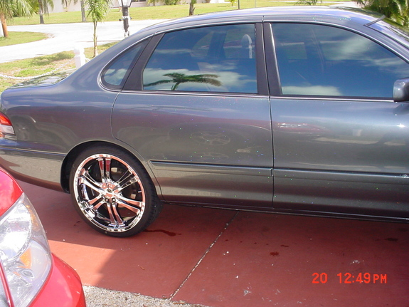 Another Shaved_Avalon 1996 Toyota Avalon post... - 7274378
