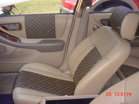 shaved avalon 1996 toyota avalon specs photos modification info at cardomain. Black Bedroom Furniture Sets. Home Design Ideas