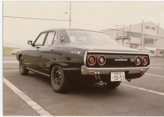Uncledan 1973 Nissan Skyline Specs Photos Modification Info At