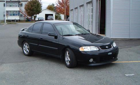 Trapu 2001 Nissan Sentra Specs, Photos, Modification Info ...