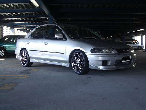 Another aikelz 1998 Mazda Protege post... - 7287864