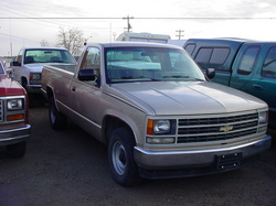 Puh-Faffs 1990 Chevrolet Cheyenne