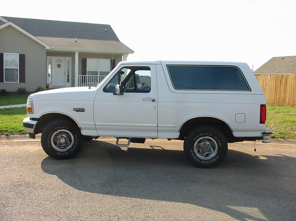 Another wiroll11 1993 Ford Bronco post... - 7244903
