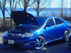 MaxxHavocs 2006 Toyota Corolla