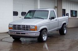 wes761s 1992 Ford Ranger Regular Cab