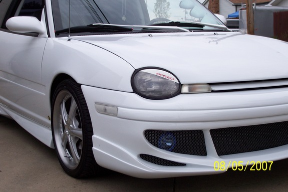 2POINTSLO 1996 Dodge Neon