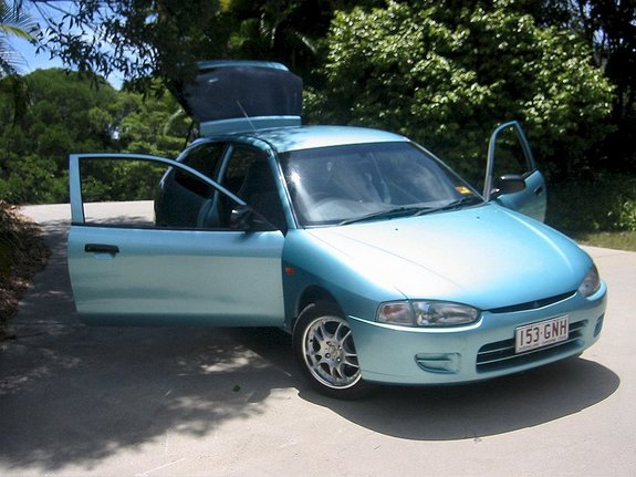 Thebarman 1997 Mitsubishi Mirage Specs, Photos