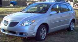 JenniRedds 2005 Pontiac Vibe