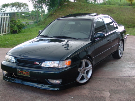 Radioly 1996 Toyota Corolla Specs, Photos, Modification Info at ...