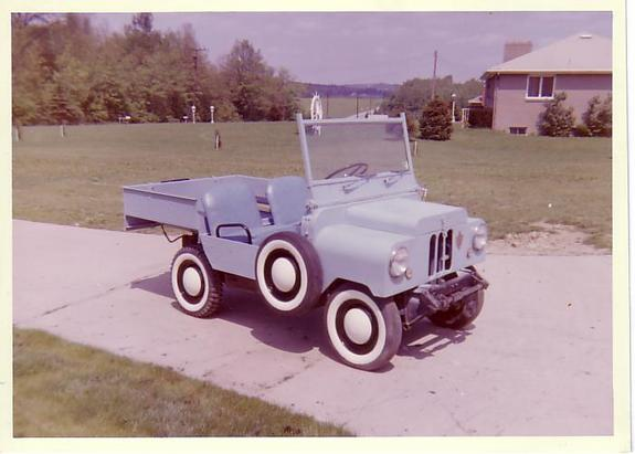 BIGBADWOOD 1951 Jeep CJ5 7252007