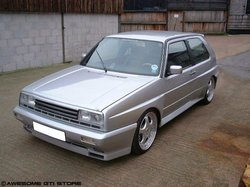 SteveMac77s 1986 Volkswagen Golf