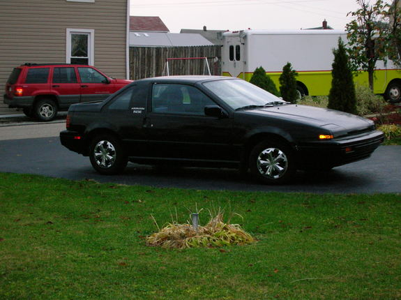 tauraann 39 s 1988 nissan pulsar in latrobe pa. Black Bedroom Furniture Sets. Home Design Ideas