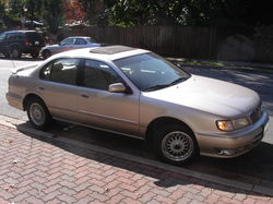 Gattor13s 1996 Infiniti I