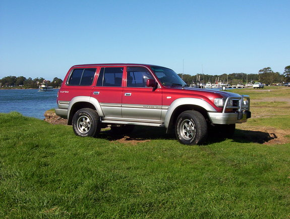 Another kme023 1991 Toyota Land Cruiser post... - 7391152