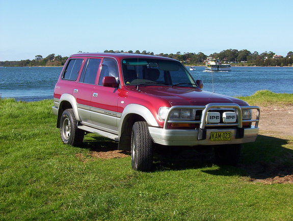 Another kme023 1991 Toyota Land Cruiser post... - 7391153