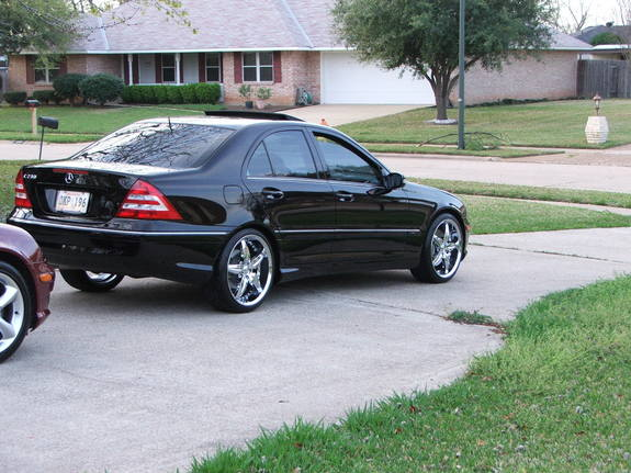 ldhurst2 39 s 2006 mercedes benz c class page 5 in bossier city la. Black Bedroom Furniture Sets. Home Design Ideas