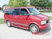 sean91 1997 GMC Safari Passenger 7258013