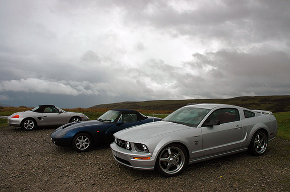 LuS1fer 2005 Ford Mustang 7257407