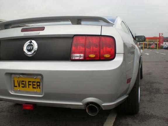 LuS1fer 2005 Ford Mustang 7257425