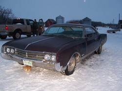 Dano_The_Mano 1966 Oldsmobile Delta 88
